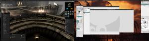 Arch Linux und Eve