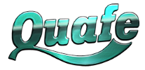 Quafe Logo for Dark Scheme