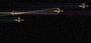 Lasercane