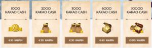 Kakao Cash Shop