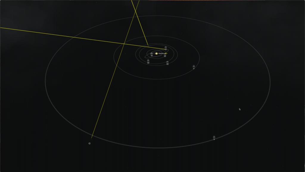 Systemkarte von Irjunen