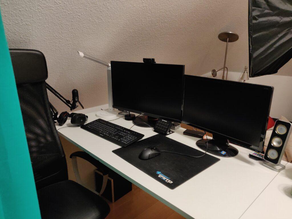 Meine Gamestation