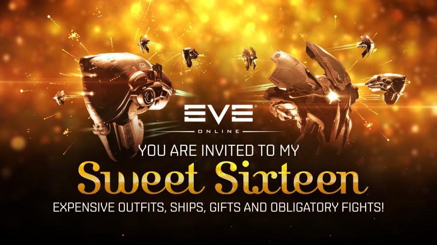 Eve Online lädt zum 16. Geburtstag