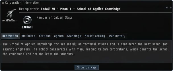 Corporation Information von School of Applied Knowledge